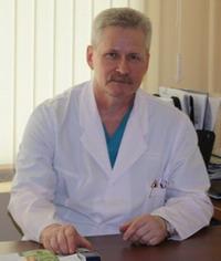 Люосев Сергей Виленович, кандидат медицинских наук, врач высшей квалификационной категории