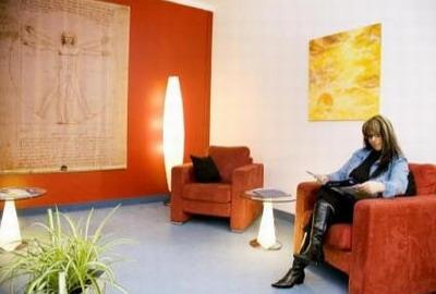Центр маммологии доктора Фальбреде - интерьеры клиники