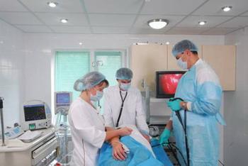 Онкологическая клиника ЛІСОД - диагностика рака