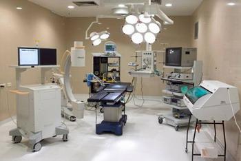 Онкологическая клиника ЛІСОД - онкологическая операционная