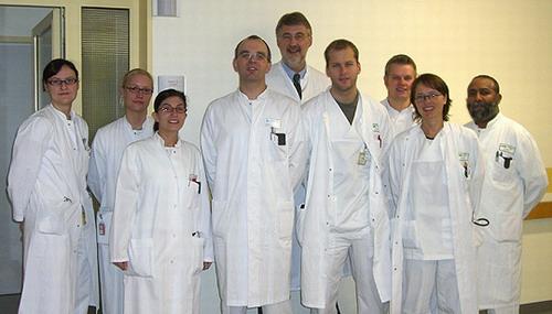 Урологическое отделение профессора Гёпеля