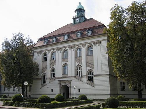 Центр сердечно-сосудистой хирургии в Берлине