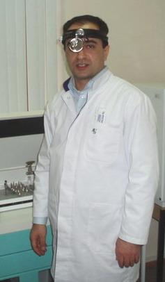 Заведующий ЛОР отделением к.м.н. Миракян Р.Г.