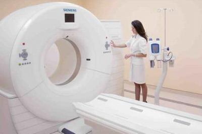 Компьютерный томограф СОМАТОМ