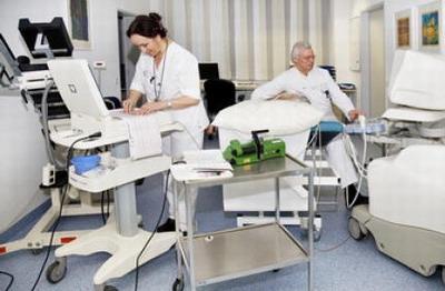 Клиника Нидерберг - диагностическое отделение