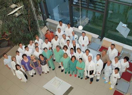 Сотрудники университесткой клиники урологии г.Марбург