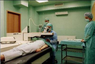 Офтальмохирургия в Москве - Операция ЛАСИК