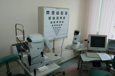 Глазная клиника в Москве - Оборудование Центра